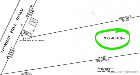 240 Norris Hill Road Monmouth ME 04259
