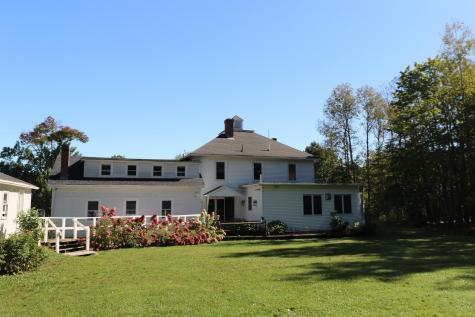 37 Parker Point Road Blue Hill ME 04614