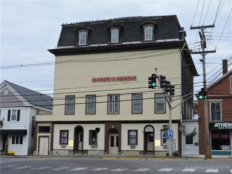 54 Main Street Dover Foxcroft ME 04426