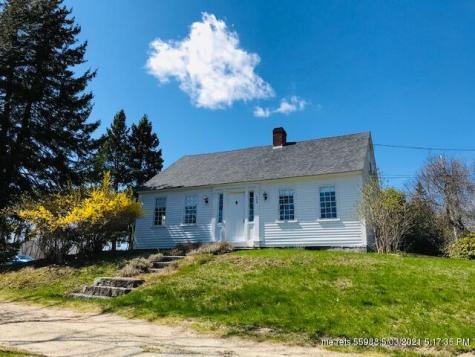 248 Pleasant St. Blue Hill ME 04614