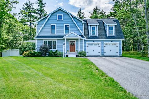 37 South Ridge Road Falmouth ME 04105