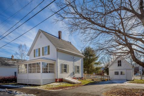 62 Willow Street Rockland ME 04841