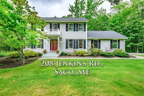 208 Jenkins Road Saco ME 04072