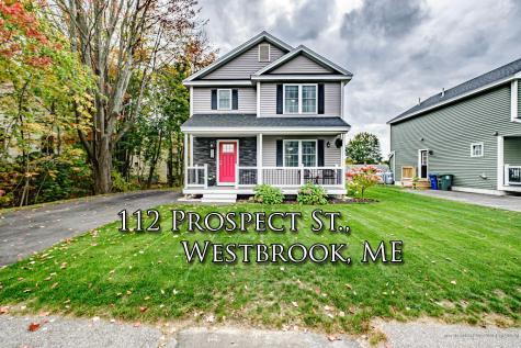 112 Prospect Street Westbrook ME 04092