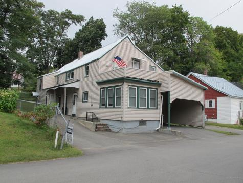 6 Squire Street Waterville ME 04901