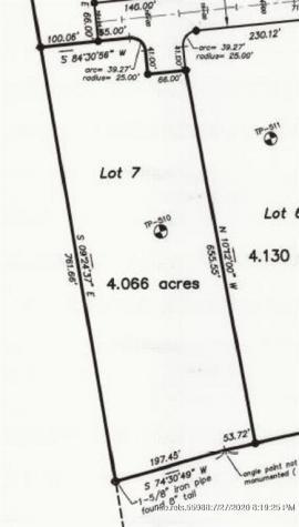 M2 L45-7 Oakley Lane Embden ME 04958