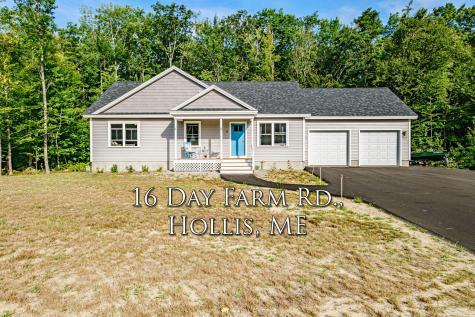 16 Day Farm Road Hollis ME 04042