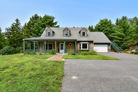 48 Timberledge Lane Blue Hill ME 04614