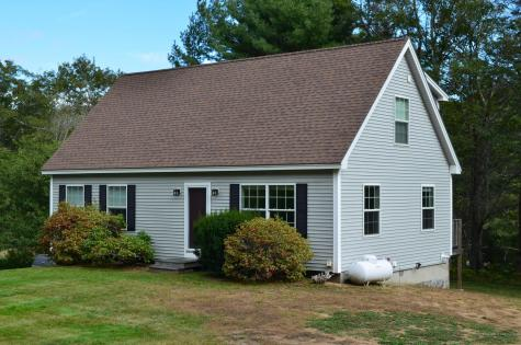 127 Lobster Cove Road Boothbay Harbor ME 04538