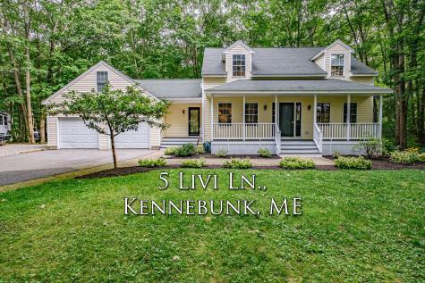 5 Livi Lane Kennebunk ME 04043