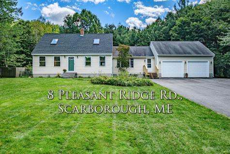 8 Pleasant Ridge Road Scarborough ME 04074