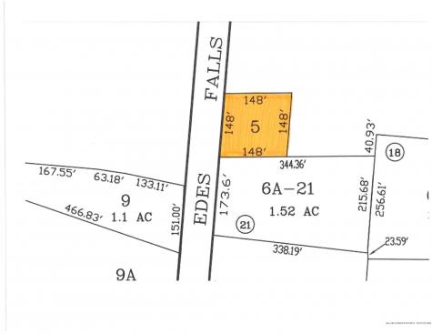 Lot 4-5 Edes Falls Road Harrison ME 04040