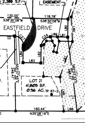 Lot 21 Eastfield Drive Gray ME 04039