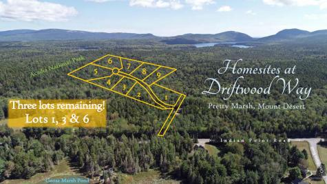 Lot 3 Driftwood Way Mount Desert ME 04660