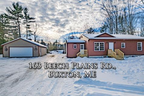163 Beech Plains Road Buxton ME 04093