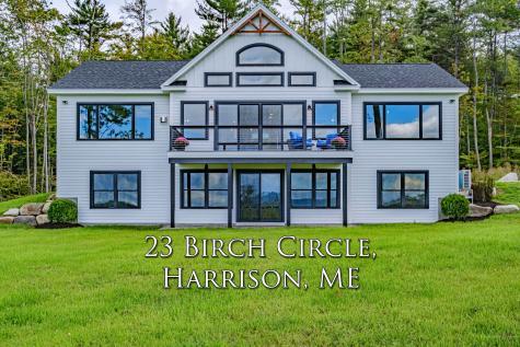 23 Birch Circle Harrison ME 04040
