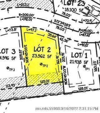 Lot 2 Rt 1A (Honey Hill Estates) Hampden ME 04444