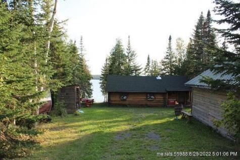 48 Duck Cove Road Cross Lake Twp ME 04779