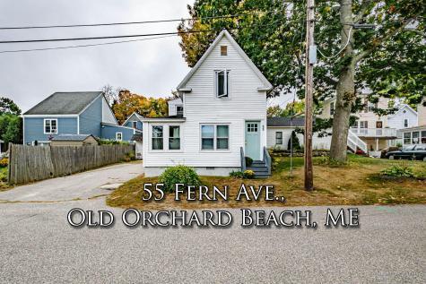 55 Fern Avenue Old Orchard Beach ME 04064