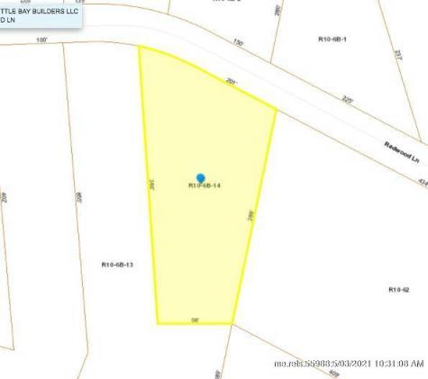 Lot 14 Redwood Lane Sanford ME 04073