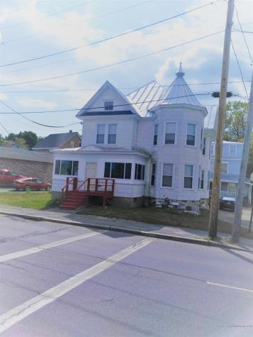 4 Spring Street Waterville ME 04901
