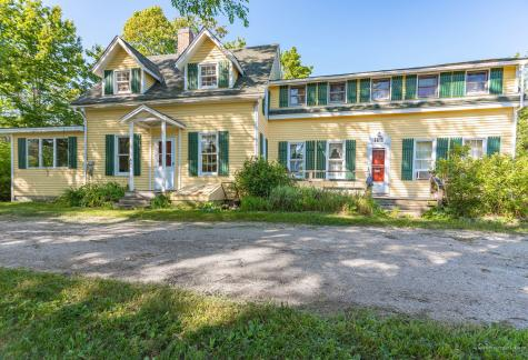 539 The Shore Road Castine ME 04421