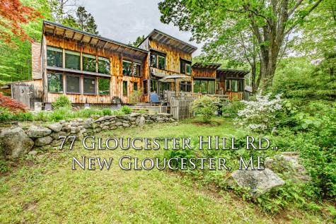 77 Gloucester Hill Road New Gloucester ME 04260