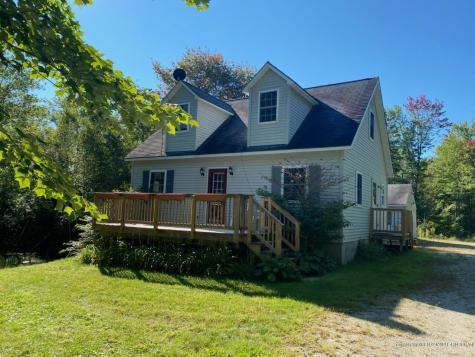 146 Toddy Pond Road Surry ME 04684