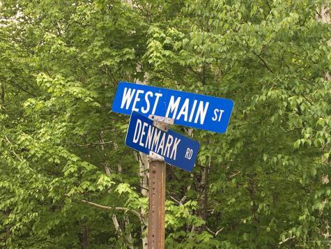 Main Street Denmark ME 04022