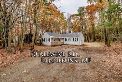 70 Alewive Road Kennebunk ME 04043