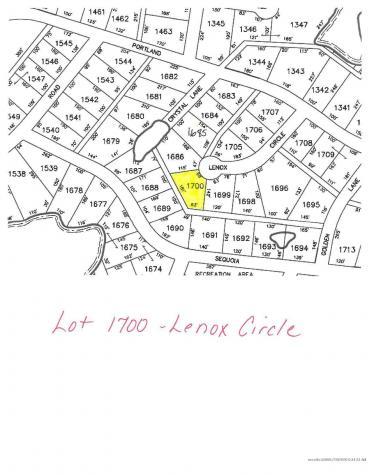 00 Lenox Circle Waterboro ME 04061