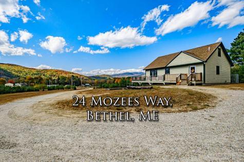 24 Mozees Way Bethel ME 04217