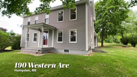 190 Western Avenue Hampden ME 04444