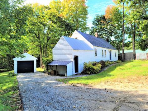 1744 Acton Ridge Road Acton ME 04001