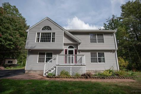 96 Lawrence Road Gray ME 04039