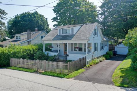 34 Angell Avenue South Portland ME 04106