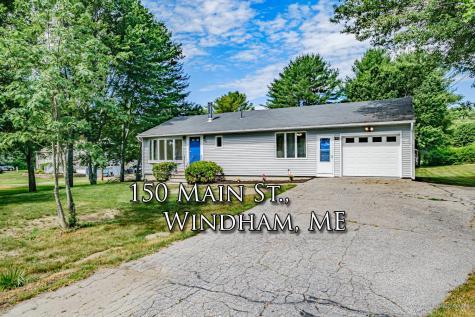150 Main Street Windham ME 04062