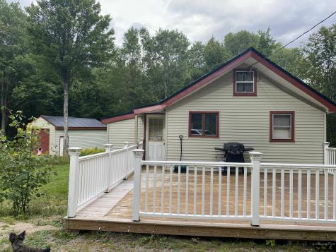 342 South Arm Road Andover ME 04216