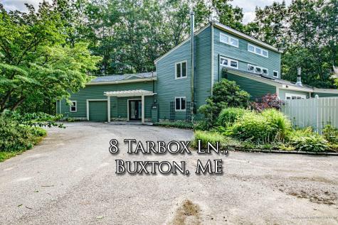 8 Tarbox Lane Buxton ME 04093
