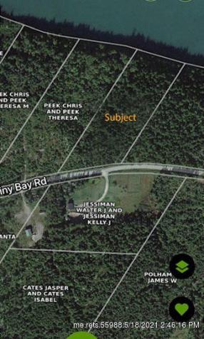 Lot 17-4 Destiny Bay Road Cutler ME 04626
