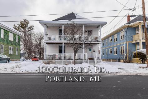 100 Columbia Road Portland ME 04103