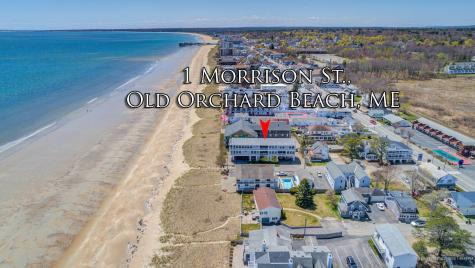 1 Morrison Street Old Orchard Beach ME 04064