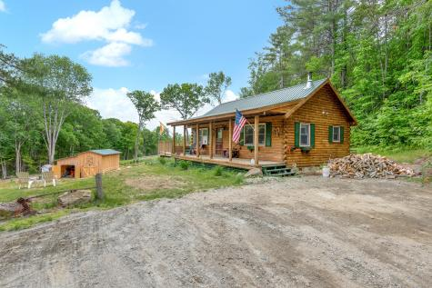 317 Haskell Hill Road Harrison ME 04040