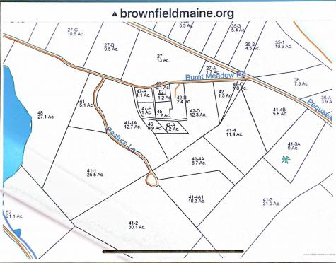 R07-041-00 Pequawket Trail Brownfield ME 04010