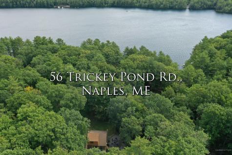 56 Trickey Pond Road Naples ME 04055