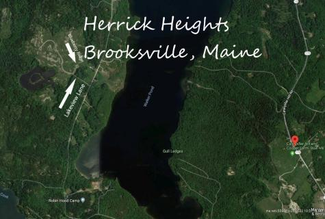 Lot 11 Lakeview Lane Brooksville ME 04617
