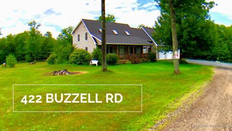 422 Buzzell Road Acton ME 04001