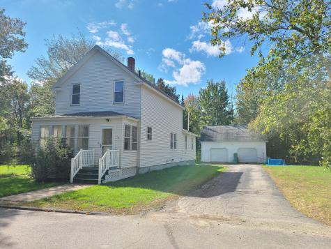 21 Washington Street Baileyville ME 04694