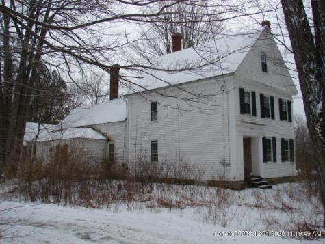 346 Ohio Hill Road Fairfield ME 04937