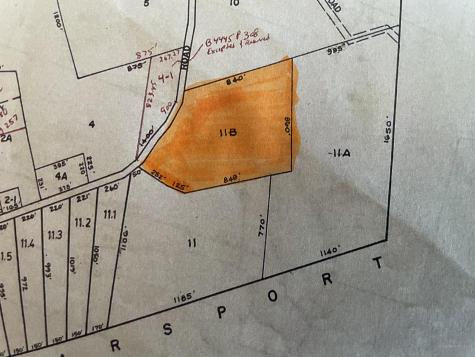 LOT 11B Nickerson Road Swanville ME 04915